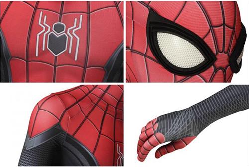 スパイダーマン:ファーフロムホーム」服やメガネのブランドは